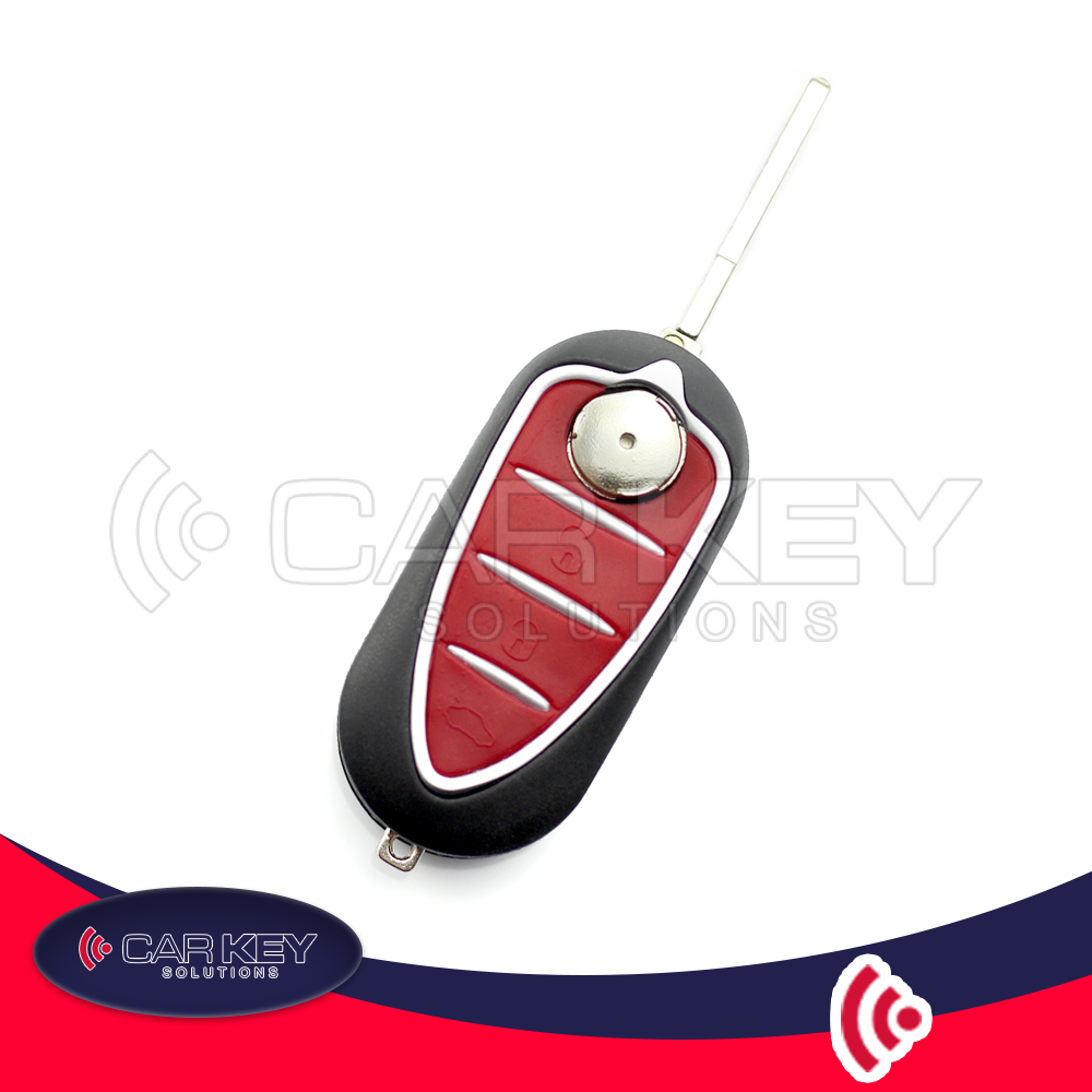 Alfa Romeo – Carcasa tip briceag 3 butoane