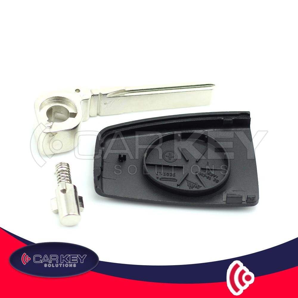 Audi Q7 – Klappschlüssel mit 3 Tasten – CK002014