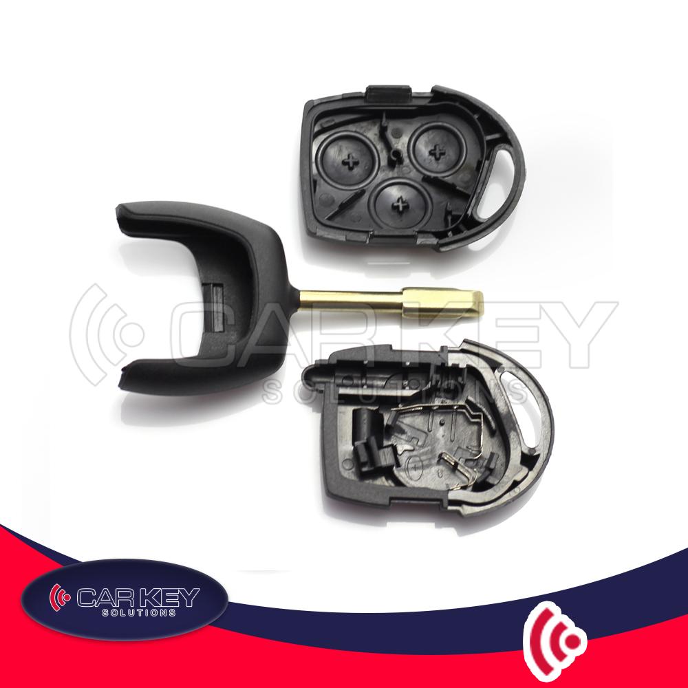 Ford – Schlüsselgehäuse mit 3 Tasten – CK016002