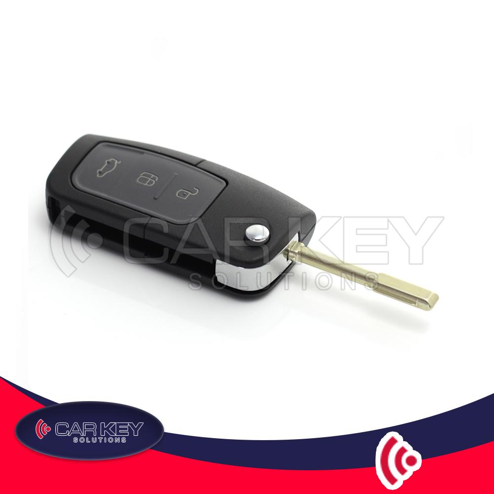 Ford  – Klappschlüssel mit 3 Tasten – CK016003