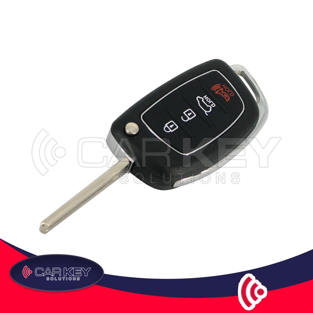 Hyundai – Klappschlüssel mit 3 Tasten – CK020007