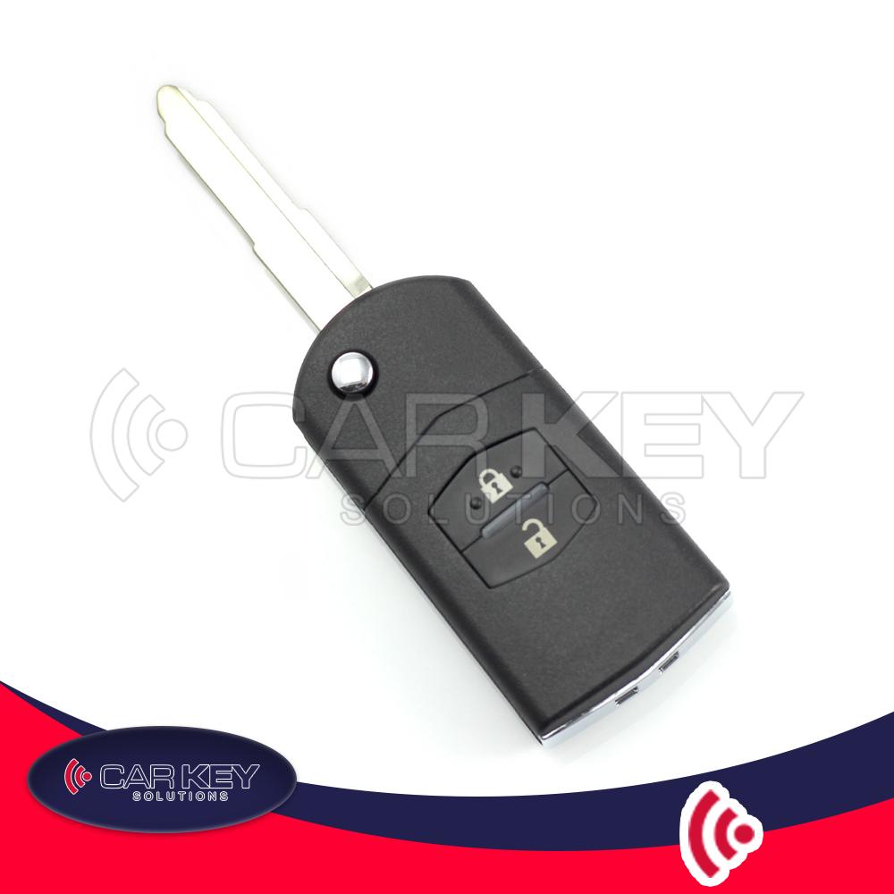 Mazda – Klappschlüssel mit 2 Tasten – CK027001