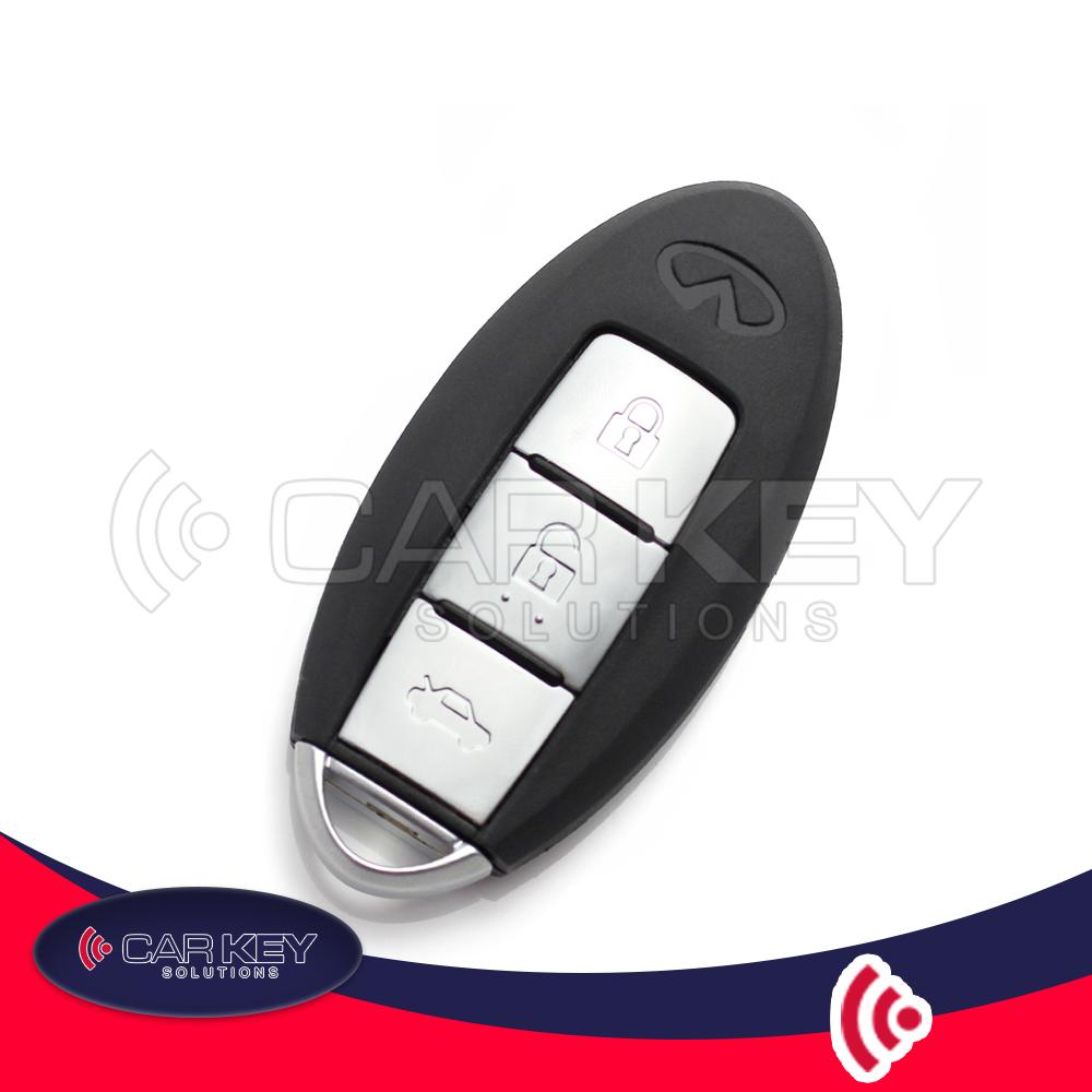 Nissan – Schüssel Gehäuse Smartkey mit 3 Tasten – CK032001