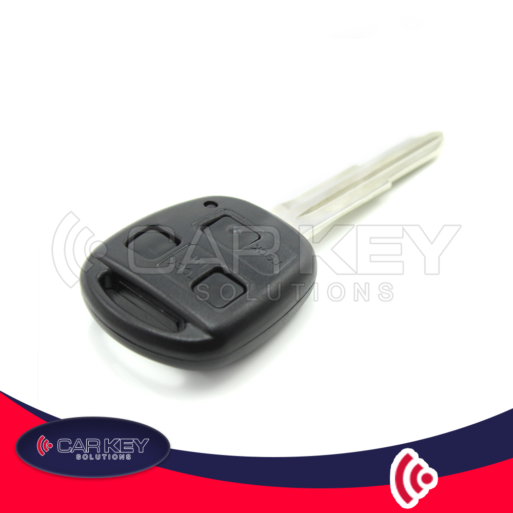 Toyota – Schlüsselgehäuse mit 3 Tasten – CK047001