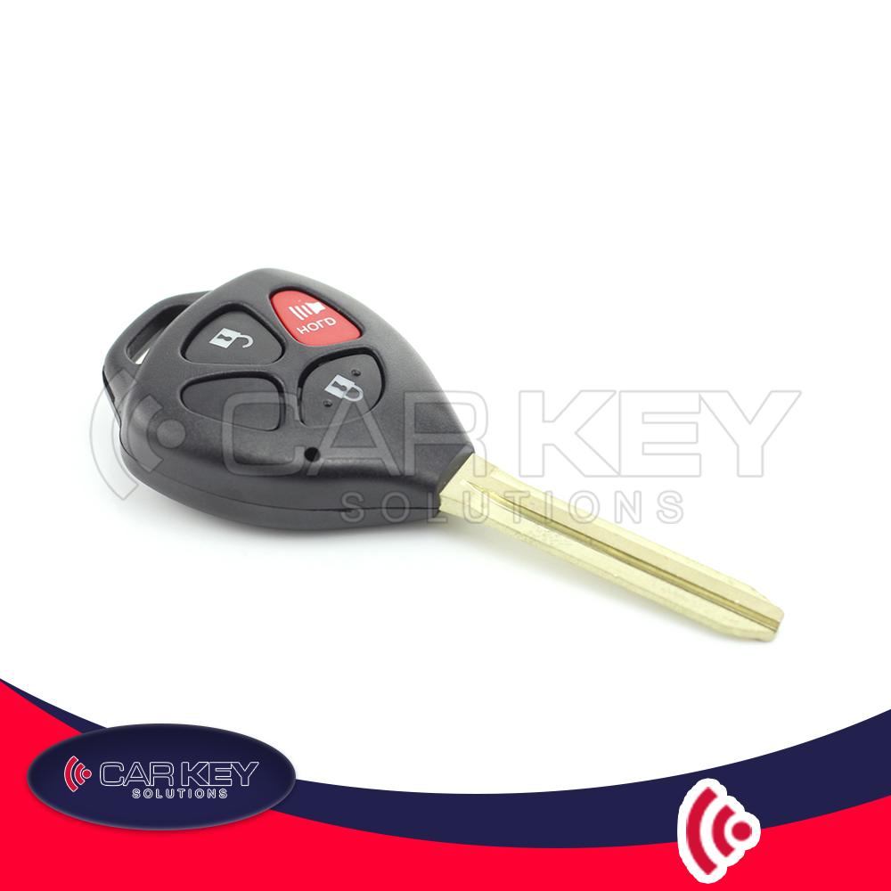 Toyota – Schlüsselgehäuse mit 4 Tasten – CK047003
