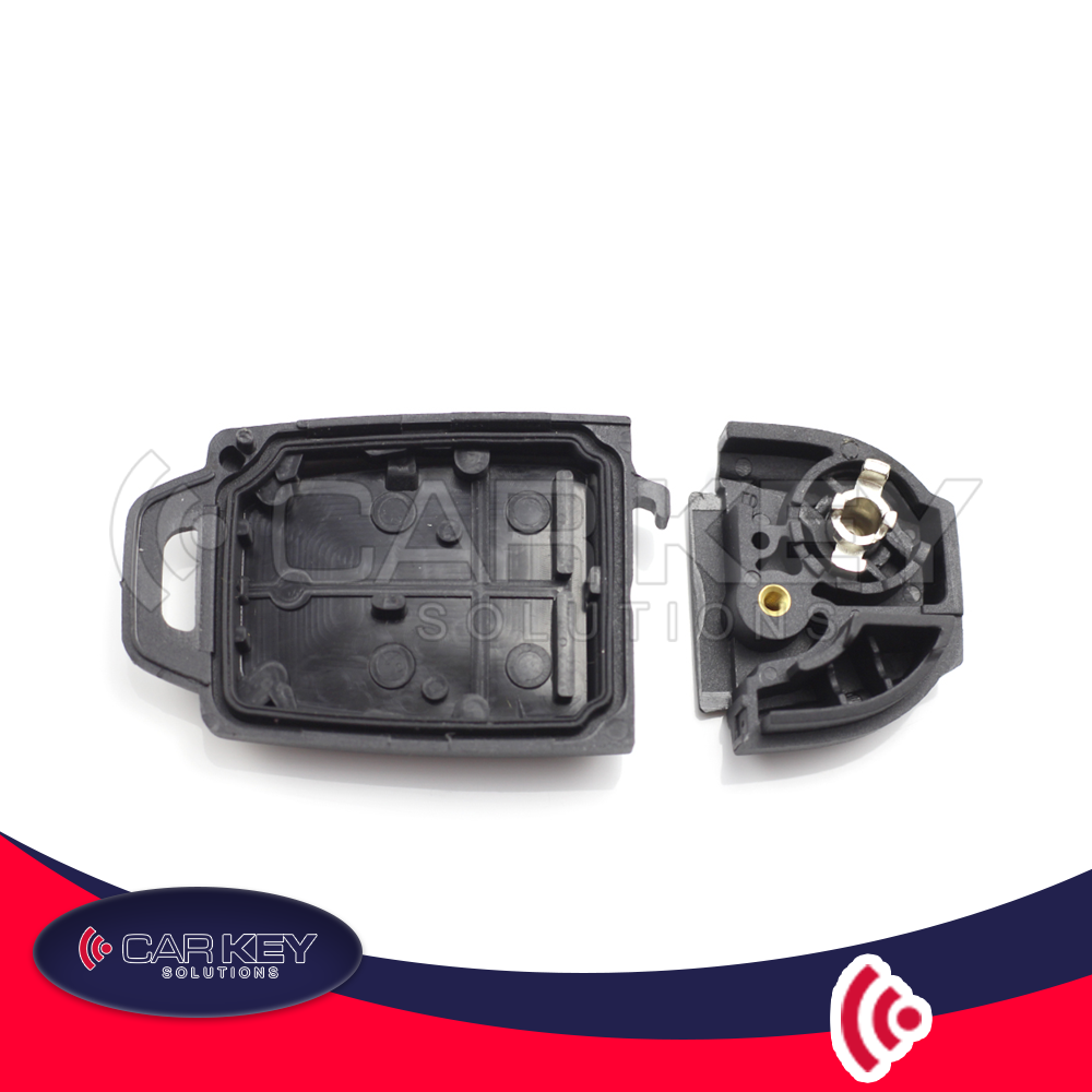 Volvo – Klappschlüssel mit 4 Tasten – CK049002