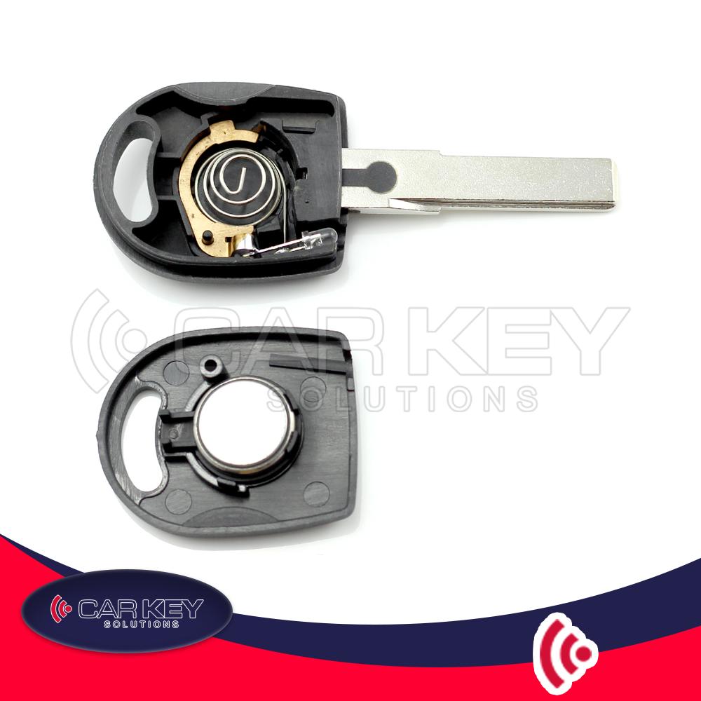Volkswagen / SEAT – Schlüsselgehäuse mit 1 Tasten – CK048001