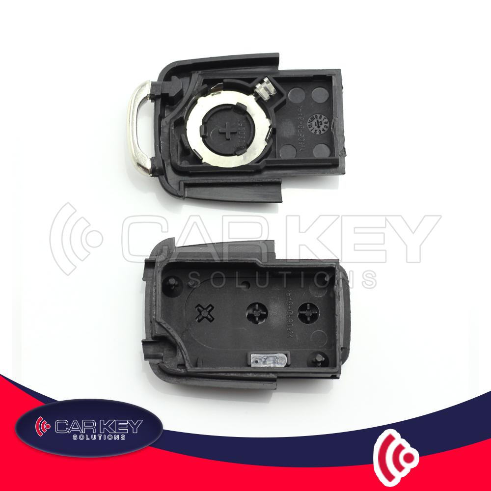 Volkswagen / SEAT – Klappschlüssel mit 3 Tasten – CK048005