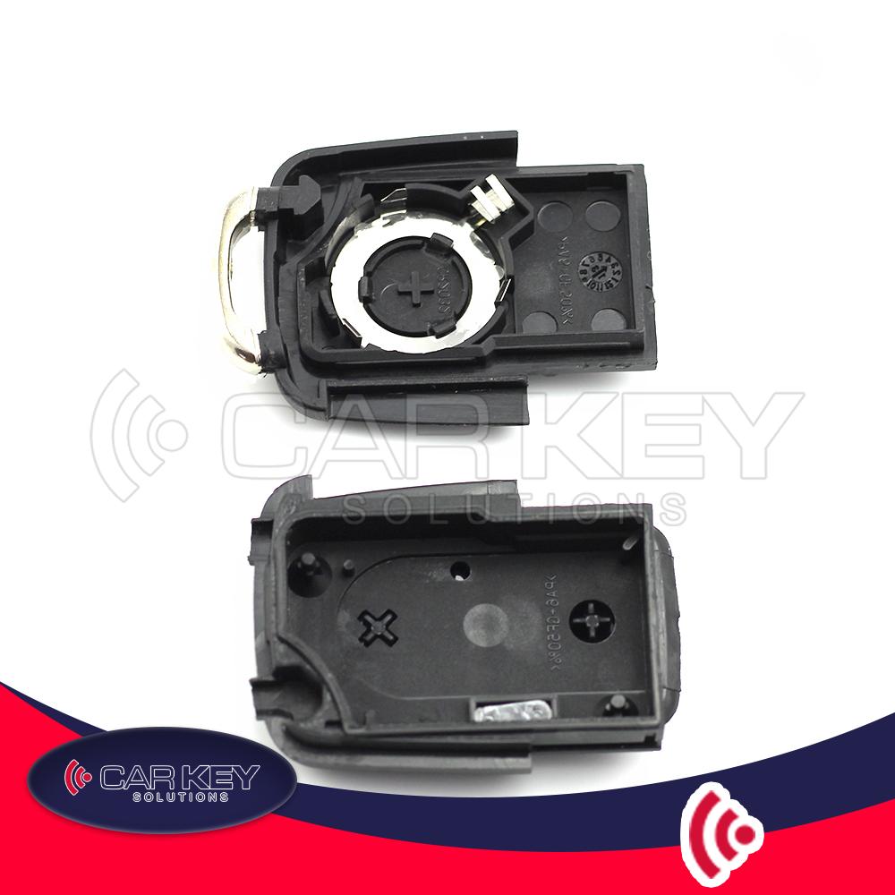 Volkswagen / SEAT – Klappschlüssel mit 2 Tasten – CK048006